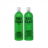 Tigi Be Head Elasticate Shampoo 750ml Set 2 Pieces 2017