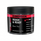 Style Sexyhair Rough & Ready Dimension With Hold 125g