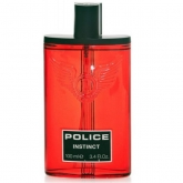 Police Instinct Eau De Toilette Spray 100ml