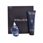 Police To Be Or Not To Be Eau De Toilette Spray 75ml Set 2 Pieces 2019