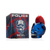 Police To Be Rebel Eau De Toilette Spray 125ml