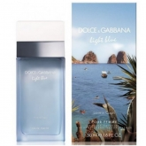 Dolce And Gabbana Light Blue Love In Capri Eau De Toilette Spray 50ml