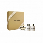 Dolce & Gabbana The One Eau De Perfume Spray 75ml Set 3 Pieces 2017