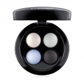 MAC Mineralize Eye Shadow X4 Dark Energy