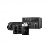 Bvlgari Man In Black Cologne Eau De Toilette Spray 100ml Set 4 Piezas 2018