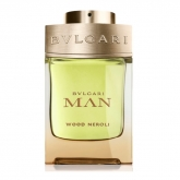 Bvlgari Man Wood Neroil Eau De Perfume Spray 100ml