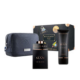 Bvlgari Man In Black Eau De Perfume Spray 100ml Set 3 Pieces 2020