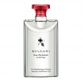 Bvlgari Eau Parfumée Au The Rouge Shampoo And Shower Gel 40ml