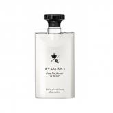 Bvlgari Eau Parfumée Au The Noir Body Lotion 200ml