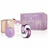 Bvlgari Omnia Amethyste Eau De Toilette Spray 65ml Set 4 Piezas 2017