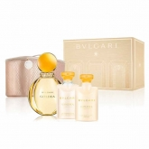 Bvlgari Goldea Eau De Perfume Spray 90ml Set 4 Piezas 2017