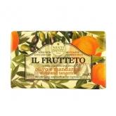 Nesti Dante Il Frutteto Oil And Tangerine Soap 250g