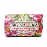 Nesti Dante Bio Natura Raspberry And Nettle Soap 250g