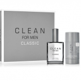Clean For Men Classic Eau De Toilette Spray 60ml  Set 2 Pieces 2017