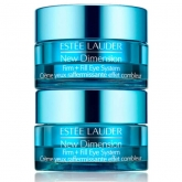 Estee Lauder New Dimension Firm And Fill Eye System 10ml