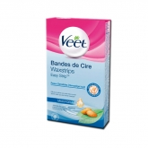 Veet Waxstrips Sensitive Skin 12 Units