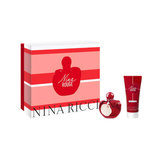 Nina Rouge Eau De Toilette Spray 50ml Set 2 Pieces 2020