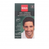 Kerzo Dye For Man Cream Gel Brown
