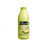 Cottage Pineapple And Coconut Cream Shower Gel 750ml