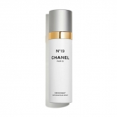 Chanel No 19 Deodorant Spray 100ml