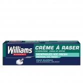 Williams Expert Crème À Raser Menthol 100ml