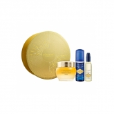 Loccitane Divine Immortelle Cream 50ml Set 3 Pieces 2018