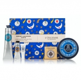 L'Occitane Shea Butter Ultra Rich Cream 100ml Set 5 Pieces 2018