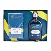 L'Occitane Homme Cologne Cedrat Eau De Toilette Spray 75ml Set 2 Pieces 2018