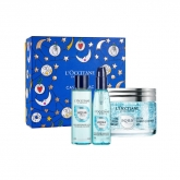 L'Occitane Aqua Réotier Ultra Thirst-Quenching Gel 50ml Set 3 Pieces 2018
