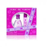 Ulric De Varens Mini Love Eau De Toilette Spray 25ml Set 2 Pieces