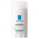 La Roche Posay Physiological Deodorant 24h Stick 40g