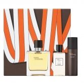 Hermes Terre D Hermes Eau De Perfume Spray 75ml Set 3 Pieces 2017