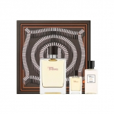 Terre D'hermes Eau De Toilette Spray 100ml Set 3 Pieces 2018