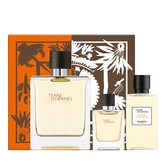 Terre D'Hermes Eau De Toilette Spray 100ml Set 3 Pieces 2020