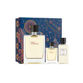 Hermès Terre D'Hermès Eau De Toilette Spray 100ml Set 3 Piezas 2020