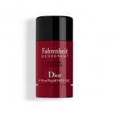 Dior Fahrenheit Alcohol Free Deodorant Stick 75g
