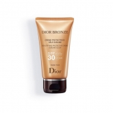 Dior Bronze Beautifying Protective Creme Sublime Glow Spf30 Face 50ml