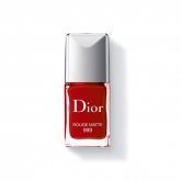 Dior Vernis 999 Rouge Matte Limited Edition 2017