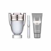 Paco Rabanne Invictus Eau De Toilette Spray 100ml Set 3 Piezas 2018