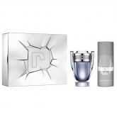 Paco Rabanne Invictus Eau De Toilette Spray 100ml Set 2 Piezas 2018