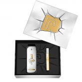 Paco Rabanne One Million Lucky Eau De Toilette Spray 100ml Set 2 Pieces 2018