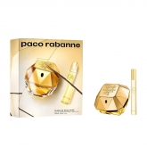 Paco Rabanne Lady Million Eau De Parfum Spray 80ml Set 2 Piezas 2019