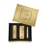 Paco Rabanne 1 Million Eau De Toilette Spray 100ml Set 3 Pieces 2019