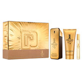 Paco Rabanne One Million Eau De Toilette Spray 100ml Set 3 Piezas 2020