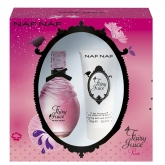 Naf Naf Fairy Juice Eau De Toilette Spray 100ml Set 2 Pieces 2017