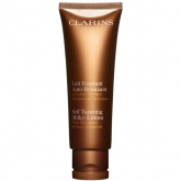 Clarins Self Tanning Milky-Lotion 24 Hour Hydration 125ml