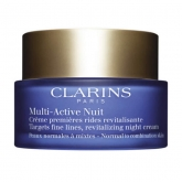 Clarins Multi-Active Light Night Cream Normal To Combination Skin 50ml