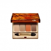 Clarins Lidschatten Palette Yeux 4 Couleurs In Limitierter Edition