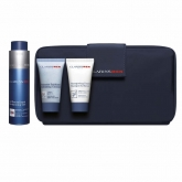 Clarins Men Gel Revitalisant Piel Apagada 50ml Set 4 Piezas 2017