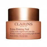 Clarins Extra-Firming Nuit Para Pieles Secas 50ml